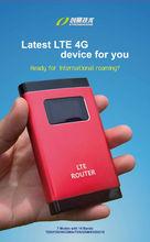 Portable 4g wireless router EL976