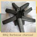 Un +++ puro natural de coco carbón VS b mesquite del carbón de leña de méxico