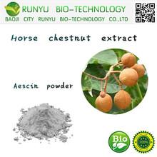 Herbal extract buckeye/horse chestnut extract 98% escin