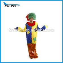 De Halloween para adultos trajes de payaso para hombre