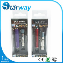 blister kit 650mah 900mah 1100mah ego twist