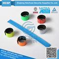 segurança de alta visibilidade reflexiva pulso banda braço pulseira