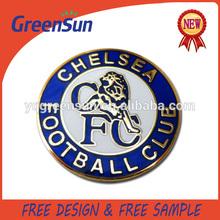 high quality football club pin badges