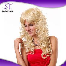 Long Curly fairy dolly parton wigs catalog