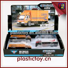 1:40 diecast box van truck ZDZ185280