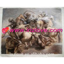 statue sculpture oil painting artist