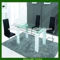 tables de salle à manger en verre