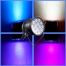 18x15w rgbw 4in1led projection light /led par light /LED can light