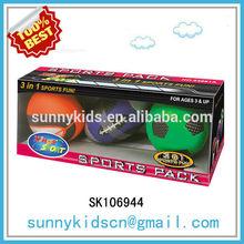 Hot kids toy expandable ball pu stress ball