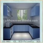 melamine particle board kitchen cabinet