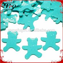 baby shower decorations teddy bear confetti