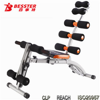 BEST JS-060S SIX PACK CARE strength training exercises weights for young