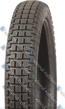 black inflatable rubber tires, motorcycle tires, motor tires 2.50-17F