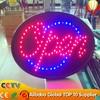 professional manufacturer portable led sign board PVC frame programmable led light board