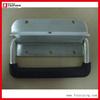 Spring flex aluminium case handle, UK hot spring handle for aluminium crates