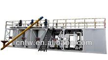 Intermittent Mandatory Asphalt Mixture Mixing Equipment LB Series Asphalt recycling equipment