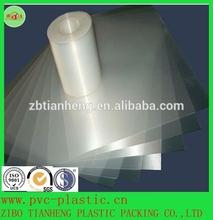 Transparent film rigid APET film ,PET film vacuum forming