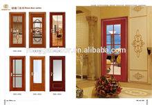 wooden door panels display rack skin