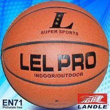 mini size pvc pu rubber basketball and 1 basketball