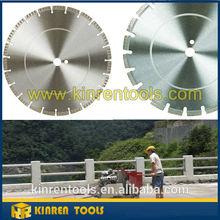Segmented asphalt and concrete Diamond Cutting Disc 300/350/400mm
