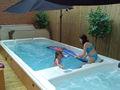 Luxus gebrauchtwagen oberirdisch Umsatz vorgefertigten Schwimmbad