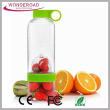 Lemon Bottle plastic Lemon bottle fruit infuser water bottle
