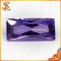 wuzhou aaa de calidad de piedras preciosas amatista emerld sueltas cz piedra