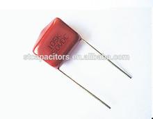 CL21{MEF} 105k 100/160V,250V,400V,630V Metallized Polyester Film Capacitor