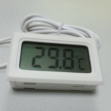 TPM-10 digital thermometer for refrigerator/green house digital thermometer