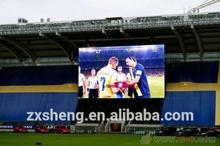 p8 high resolution football gym video screen