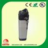 36V e-bike battery 36 v8ah rear rack type made in china