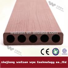 WS-DHJ31-140 interlocking wood plastic imitation wood flooring vinyl with best service