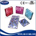 Juguete del sexo condón/condón femenino producto del sexo con bonitas imágenes
