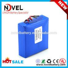custom design 14.8V 2400mAh 506168 4S1P rechargeable battery pack