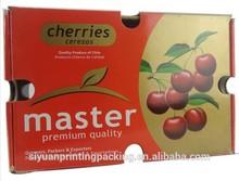 Popular useful dry fruit packaging box