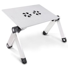 Computer Stand Fits into Standard Sized Carry-on Luggage