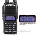耐久性のあるラジオ2個0.5w2ウェイオートマルチチャンネルuhf無線のトランシーバーt388uv-82baofeng