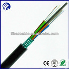 Steel Armored Cable GYTS with factory price