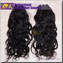 DK guangzhou human hair extension,new products shine hair