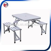 aluminum bistro table
