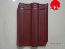 Minyuan Manufacturing 300*400mm clay roof tiles