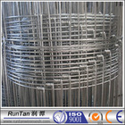 China manufacturer cheap hot dipped galvanized hinge joint field fences( OEM&ODM )