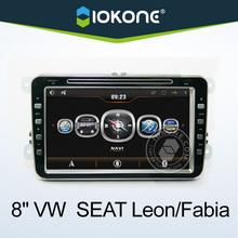 VWSEAT Leon/Fabia cheap car dvd player car manual vision car dvd player
