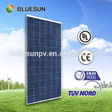 Bluesun Top quality best price poly sunpower 300w solar panels