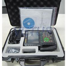 Range: 0 to 9999 mm portable ultrasonic flaw detector MFD500B
