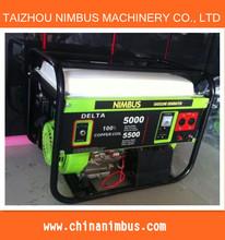 5kw honda gasoline generator generator for home use low price magnet generators