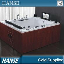HS-B299 whirlpool acrylic bathtub/ 2012 mini hot tub/ luxury hydromassage bathtub