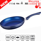 Cheap Aluminum Non-stick Frying Pans with Heat-resistant Outside manufactory