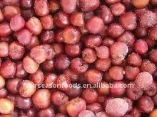 China Iqf Grade A Bulk Natural Fresh Frozen Cherry Fruit 2015 new season price
