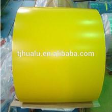 55% Aluminum -43.5% Zinc -1.5% Silicon Color Coated steel Sheet